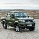 УАЗ Пикап 2019 модельного года в новом кузове: комплектации и цены