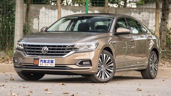 Volkswagen Passat 2019 фото
