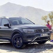 Volkswagen Tiguan Offroad 2019: фото, характеристики и другие подробности