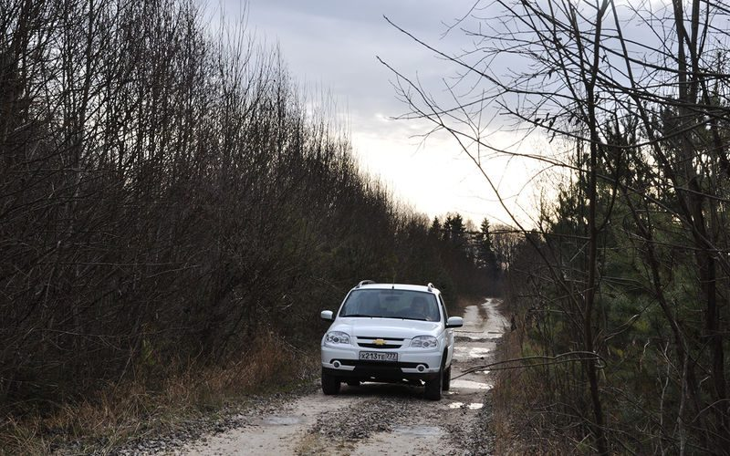 Chevrolet Niva LSGA