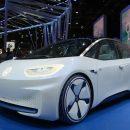 Volkswagen I.D.: фото, характеристики и цена