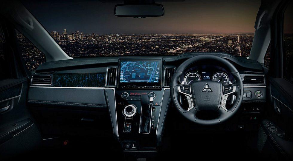 Mitsubishi Delica 2019: фото, характеристики и цена