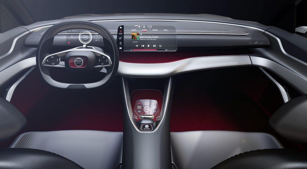 Fiat Fastback: первые фото и характеристики