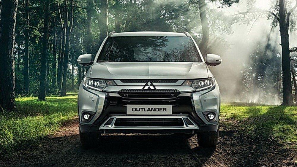 Mitsubishi Outlander 2020 будет построен на новой платформе