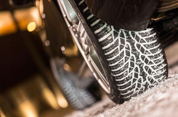Зимние шины теперь обязательны с 1 декабря 2018 года!