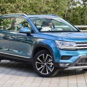 Volkswagen Tharu: фото, характеристики и цена