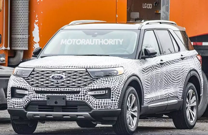 Ford Explorer 2019: фото, характеристики