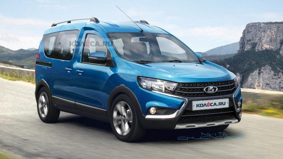 Lada Van: подробности о новом фургоне