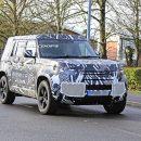 Land Rover Defender 2020: подробности о рестайлинге