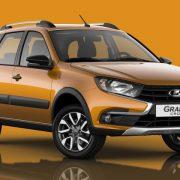 Лада Гранта Кросс: старт продаж, цена и комплектация