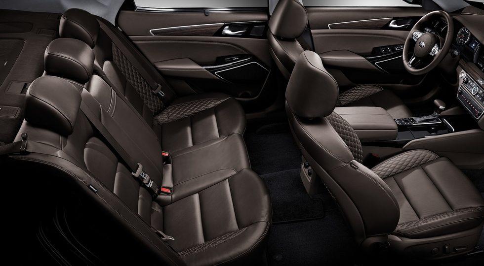 Kia Cadenza 2019: цена, фото, характеристики