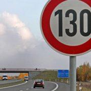 Дороги с увеличенным лимитом скорости: список