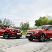 Renault Logan и Sandero с вариатором