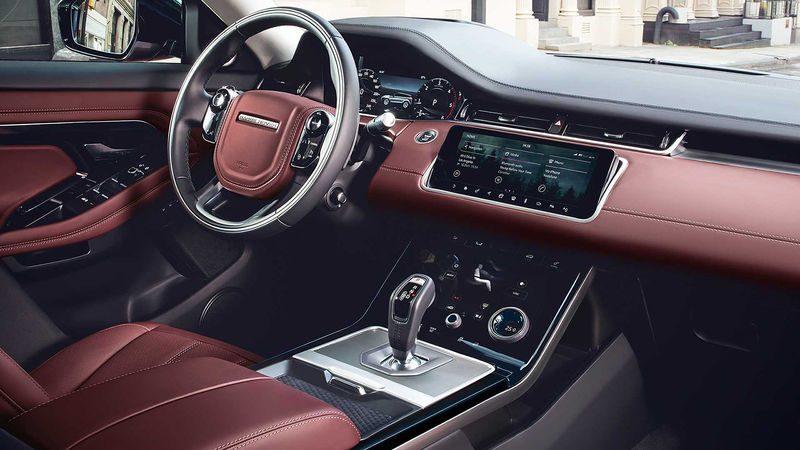 Range Rover Evoque 2019: цена, фото и характеристики
