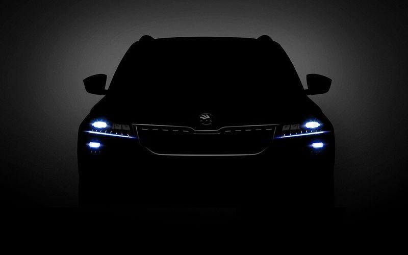 Новая Skoda Octavia 2020