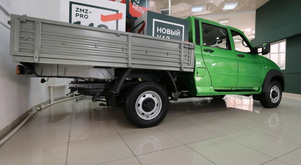 УАЗ Профи 2019 модельного года: в новом кузове, комплектации и цены