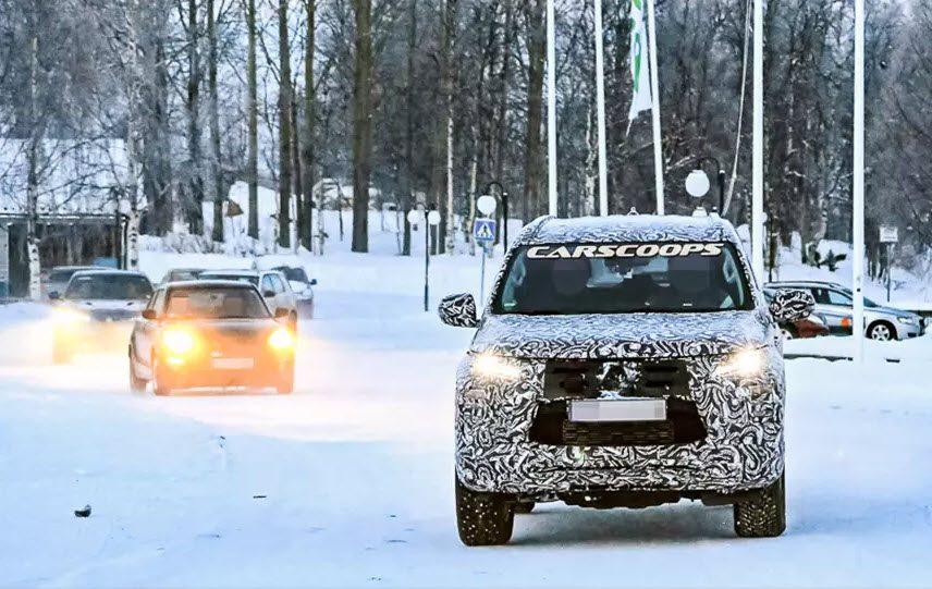 Обновленный Mitsubishi Pajero Sport: платформа и мотор от L200