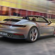 Представлены кабриолеты Porsche 911 Carrera S и 911 Carrera 4S 2020