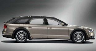 Audi A8 2020: новые подробности о универсале повышенной проходимости