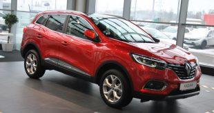 Renault Kadjar 2019: фото, характеристики, комплектации и цены