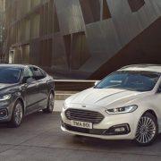 Ford Mondeo 2019: подробности о рестайлинге