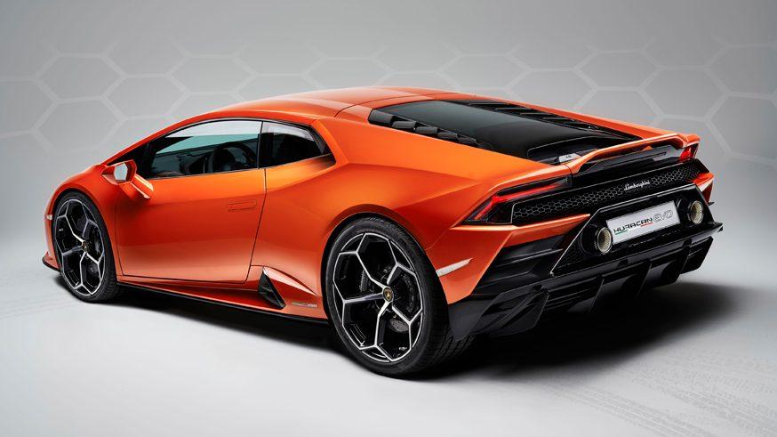 Lamborghini Huracan Evo 2019