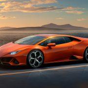 Lamborghini Huracan Evo 2019: фото, характеристики и цена