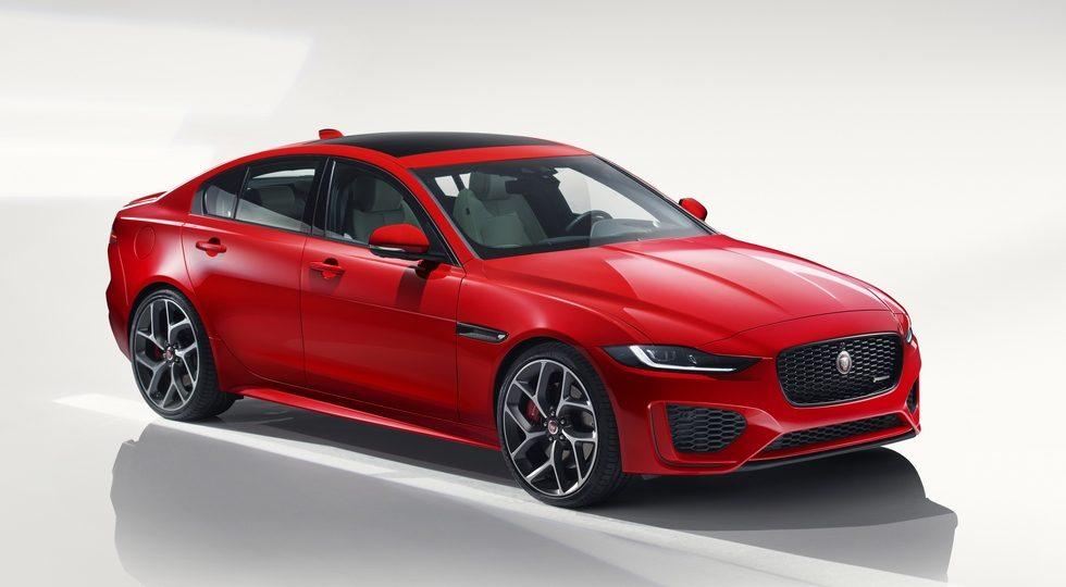 Jaguar XE 2019: все подробности о рестайлинге