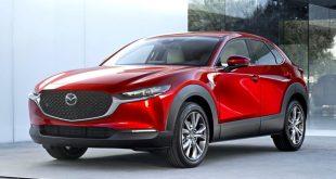 Mazda CX-30: кроссовер на базе новой «трёшки»