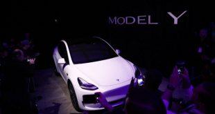 Tesla Model Y: озвучена цена
