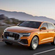 Audi Q8 2019 в России: все подробности о дизельном кроссовере