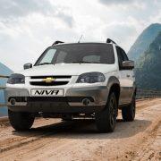 Обновленная Chevrolet Niva: все подробности
