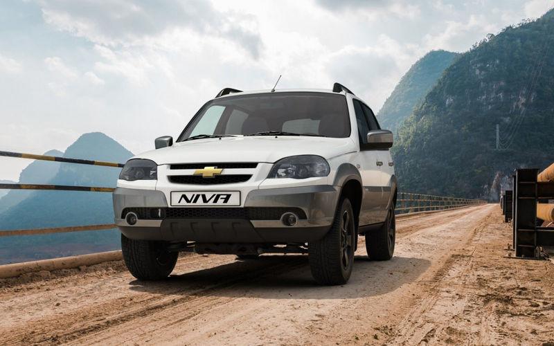 Обновленная Chevrolet Niva 2019: все подробности