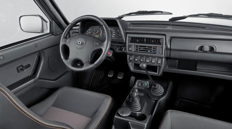 Обновленная Lada 4х4: все изменения