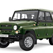УАЗ Хантер 2019 модельного года в новом кузове: комплектации и цены