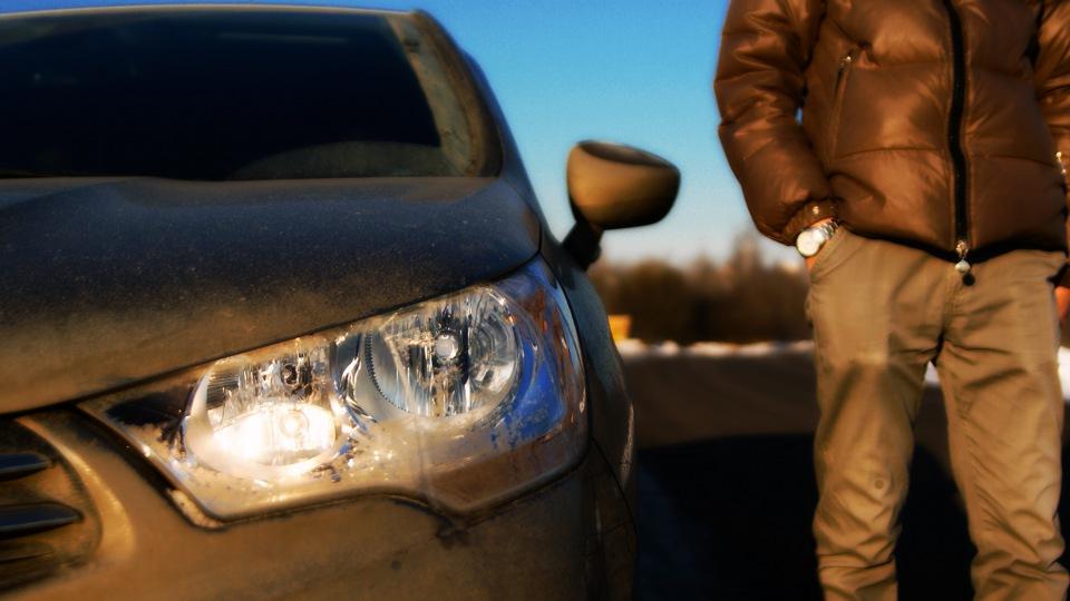 Могут ли оштрафовать за неправильную посадку в машину?