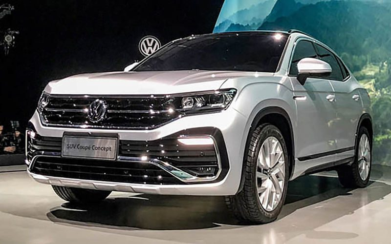 Volkswagen SUV Coupe Concept