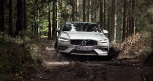 Volvo V60 Cross Country 2019 цена в России