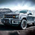 Новый Ford Bronco: 5 главных фактов