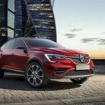 Рено Аркана: старт продаж в России