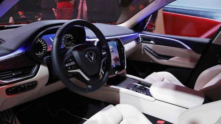 VinFast привезет в Россию седан и кроссовер
