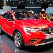 Серийный Renault Arkana все подробности