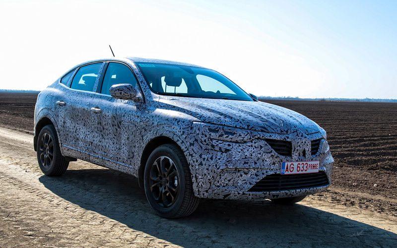 Renault Arkana: первый тест драйв и технические подробности