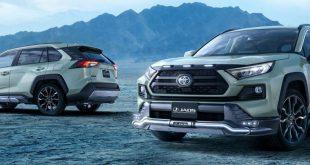 Toyota RAV4 получил версии от TRD и Modellista