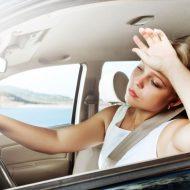 Автомобиль на жаре: что испортиться в нем?
