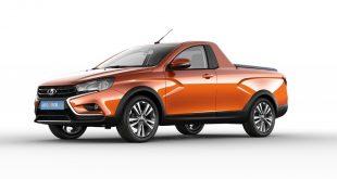 Lada Vesta пикап: цена и другие подробности