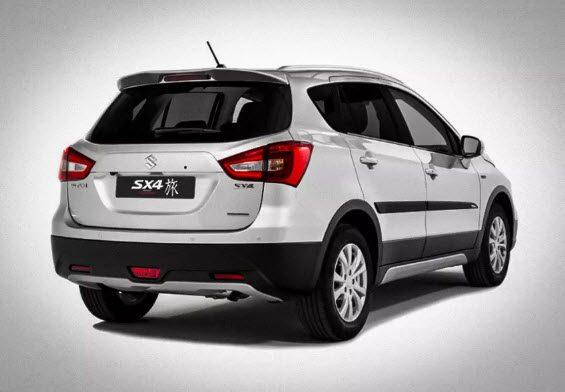 Suzuki SX4 Tabi: старт продаж в России