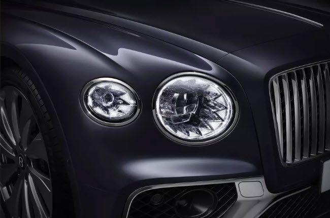 Новый Bentley Flying Spur