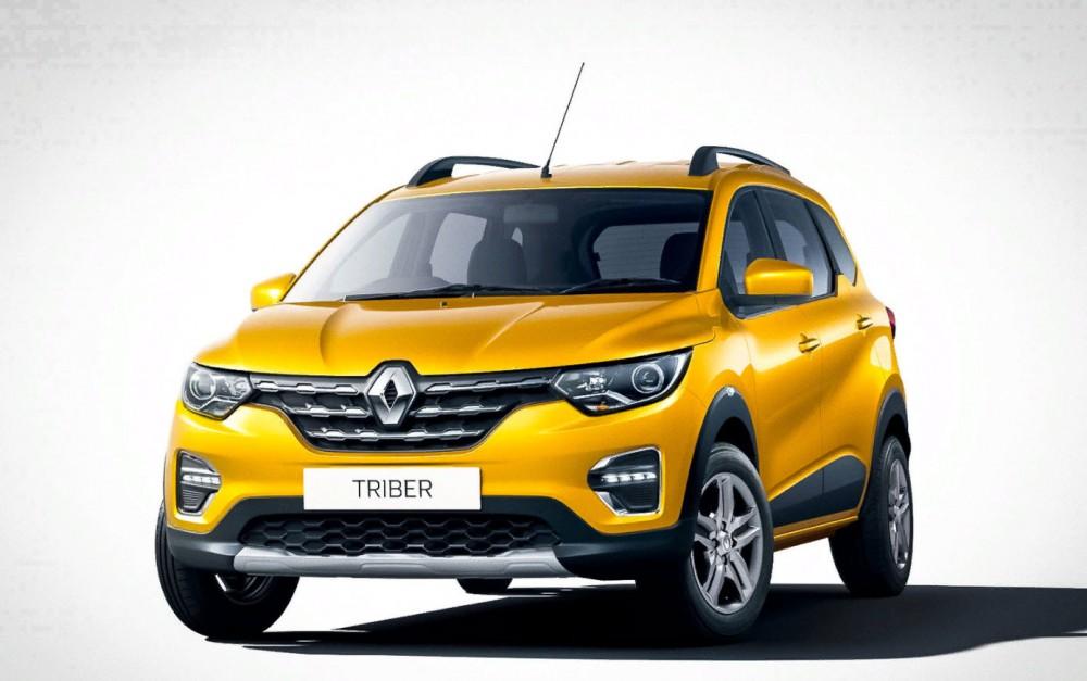 Renault Triber 2019: семиместный вэн за 7,6 тыс. долларов