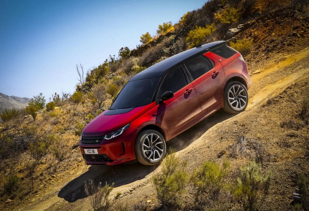Land Rover Discovery Sport 2020: подробности о новом поколении кроссовера